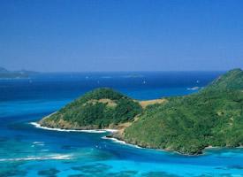 加勒比海風景圖片欣賞