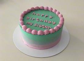 就是喜歡這么直白簡單的小蛋糕