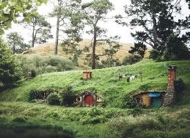 霍比特人的童話小屋