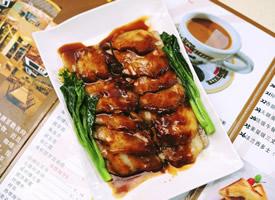 色香味俱全的廣東叉燒肉圖片