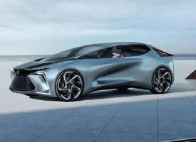 雷克薩斯未來概念車LF-30 ????圖片