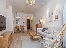 温馨现代风格家居装修设计图欣赏