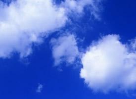 一组蓝天白云精美手机壁纸图片