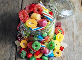 甜入心底的糖果圖片