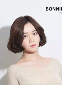 九款韓式女生短發圖片參考