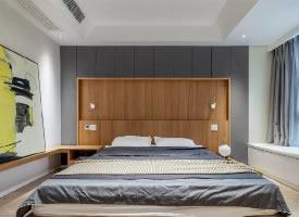 98㎡現代簡約兩居室,浪漫舒適的空間