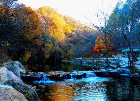 美麗的山間景色圖片欣賞