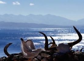 中國最透明的湖——瑪旁雍錯