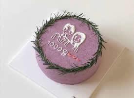 這種簡簡單單的小蛋糕誰不愛呢