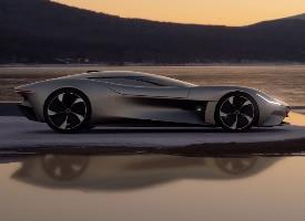 捷豹Vision Gran Turismo圖片欣賞