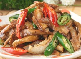 受欢迎的川菜回锅肉图片