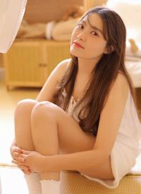 温柔小姐姐性感长腿迷人写真图片