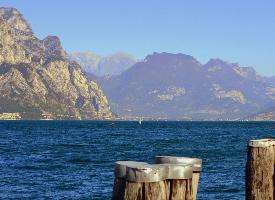 意大利加爾達湖圖片欣賞