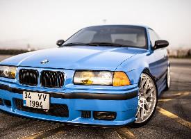 寶馬BMW汽車高清桌面壁紙圖片