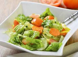 非常好吃又健康的蔬菜沙拉圖片