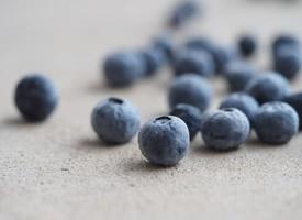一組新鮮成熟的藍莓圖片欣賞