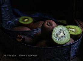 一組酸爽好吃的獼猴桃圖片欣賞