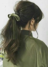日系日常公主头发型