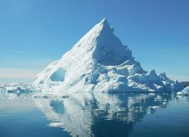 一組極寒冰川高清圖片