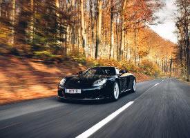 保时捷Carrera GT,太棒了
