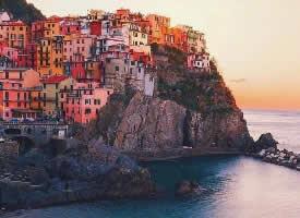 意大利鄉村之美——五漁村