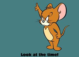 貓和老鼠卡通高清手機壁紙