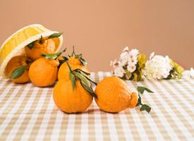 柑桔皇后不知火丑橘圖片大全