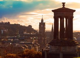 英國蘇格蘭愛丁堡風景圖片