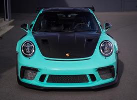 保时捷911 GT3 RS 图片欣赏