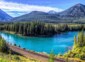 大自然秀麗美景圖片桌面壁紙