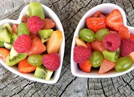 好看又好吃的水果拼盘图片