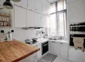 简约厨房设计参考