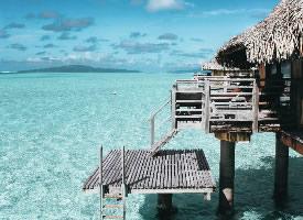 唯美大海风景图片
