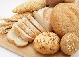 漂亮好吃的面包圖片