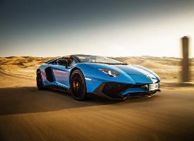 蘭博基尼 Aventador Lp 7500-4 超漂亮的跑車