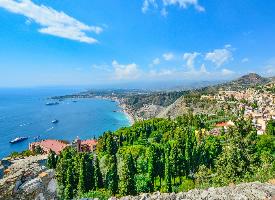 意大利西西里岛图片