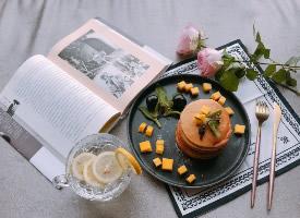 香甜的松饼图片