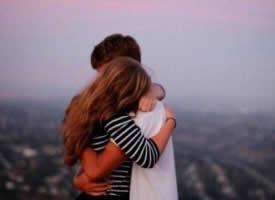 遇見的人越多,就越慶幸遇見的人是你