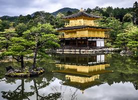 日本大阪风景图片