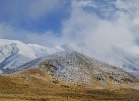新西兰南岛风景图片欣赏