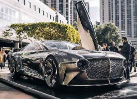 宾利 EXP100 GT Concept图片欣赏