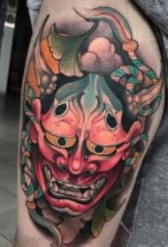 般若刺青 各風格的9款小般若紋身圖片