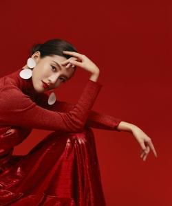 吳千語時尚優雅寫真圖片