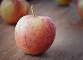 一组大苹果实物拍摄图片欣赏