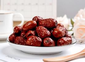 营养健康的新疆红枣图片