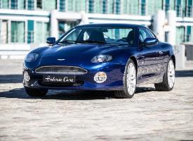 Aston Martin DB7 GT  有气质