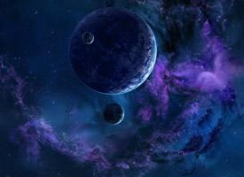 浩瀚宇宙星空图片壁纸