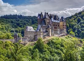 德国爱尔茨城堡图片