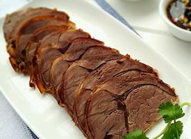 酱牛腱子肉图片