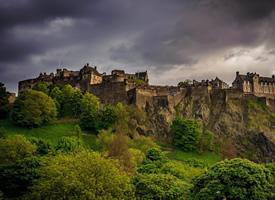 英国苏格兰爱丁堡风景壁纸